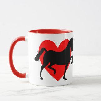 I Love Hackneys Mug