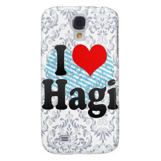 I Love Hagi Japan Galaxy S4 Cover
