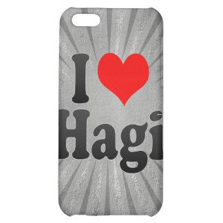 I Love Hagi Japan iPhone 5C Cases