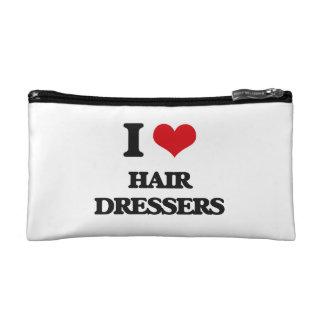 I love Hair Dressers Cosmetic Bag