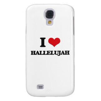 I love Hallelujah Galaxy S4 Covers