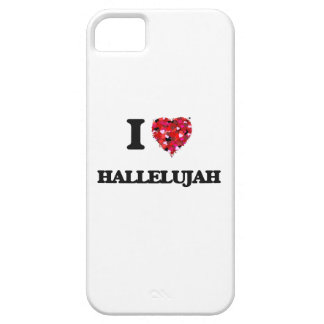 I Love Hallelujah iPhone 5 Cover