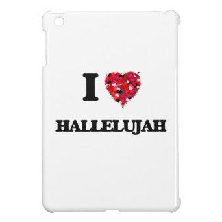 I Love Hallelujah iPad Mini Case