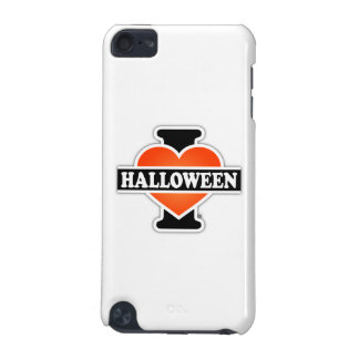 I Love Halloween #1 iPod Touch (5th Generation) Covers