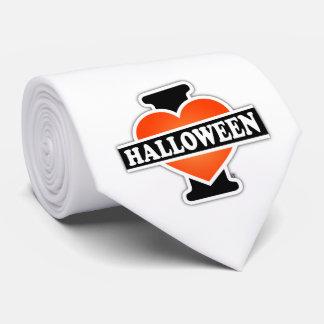 I Love Halloween #1 Tie