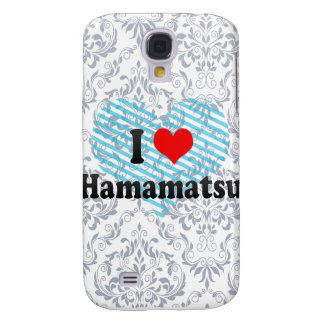 I Love Hamamatsu, Japan Samsung Galaxy S4 Cover