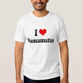 I Love Hamamatsu, Japan Tee Shirts
