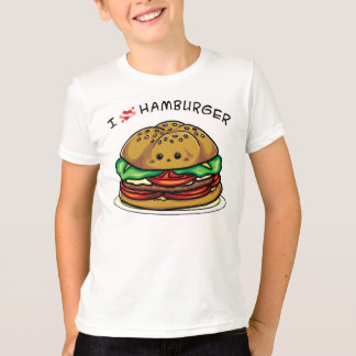I love hamburger T-Shirt