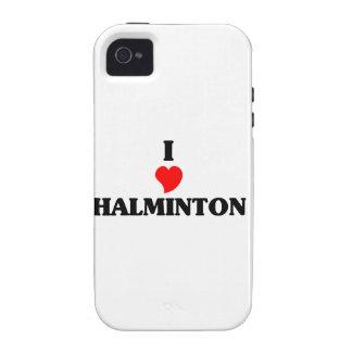 I love Hamilton iPhone 4/4S Case