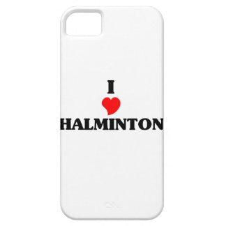 I love Hamilton iPhone 5 Cover