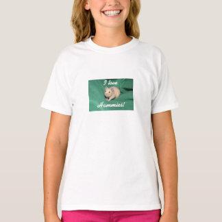 I Love Hammies Tshirts