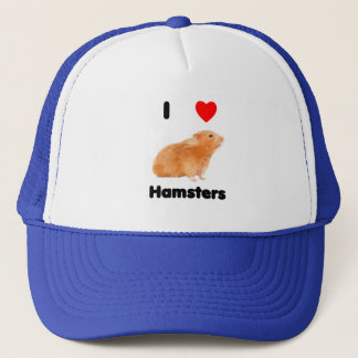 I love hamsters Hat