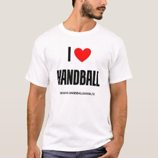 I love handball T-Shirt