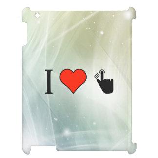 I Love Handprints Case For The iPad