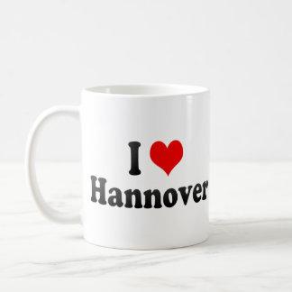 I Love Hannover, Germany Mug