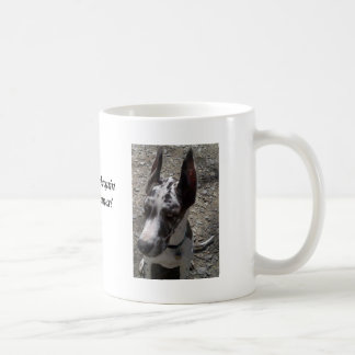 I love Harlequin Dane Mug
