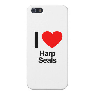 i love harp seals case for iPhone 5
