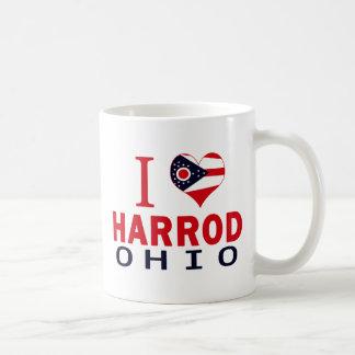 I love Harrod, Ohio Basic White Mug