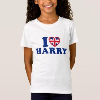 I Love Harry Girls T-Shirt