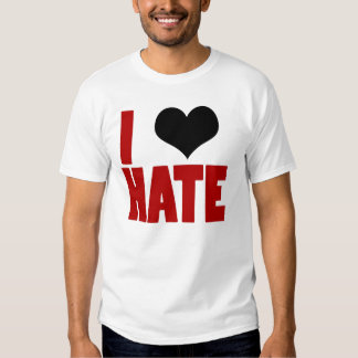 I Love Hate Shirts