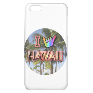 I Love Hawaii iPhone 5C Case