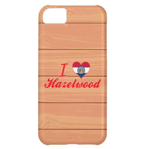 I Love Hazelwood, Missouri iPhone 5C Cases