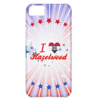 I Love Hazelwood, Missouri Cover For iPhone 5C