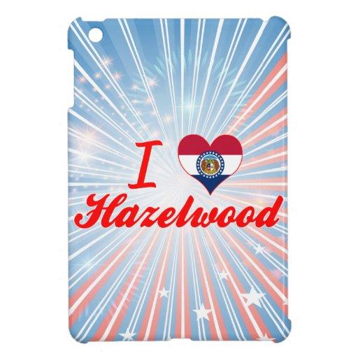 I Love Hazelwood, Missouri iPad Mini Cases