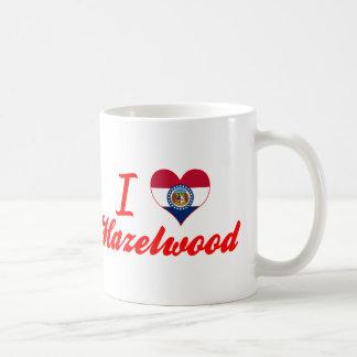 I Love Hazelwood, Missouri Mugs