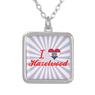 I Love Hazelwood, Missouri Pendant