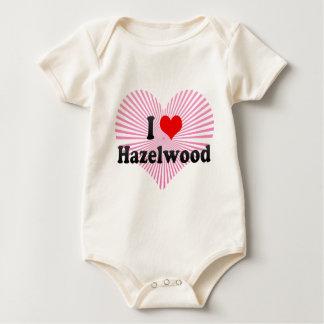 I Love Hazelwood, United States Baby Creeper