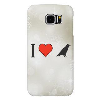 I Love Headless Horseman Samsung Galaxy S6 Cases