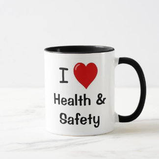 I Love Health and Safety I Heart Health and Safety