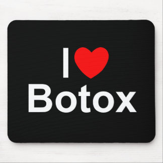 I Love (Heart) Botox Mouse Pad