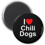 I Love (Heart) Chilli Dogs