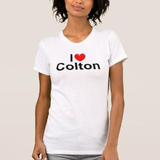 I Love (Heart) Colton Tshirt
