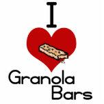I love-heart granola bars