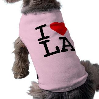 I Love Heart LA Shirt