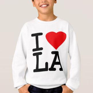 I Love Heart LA Sweatshirt