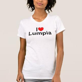 I Love (Heart) Lumpia T-Shirt