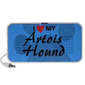 I Love (Heart) My Artois Hound Speaker System