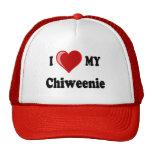 I Love (Heart) My Chiweenie Dog