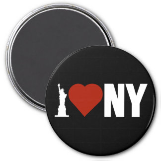 I Love Heart New York Magnet