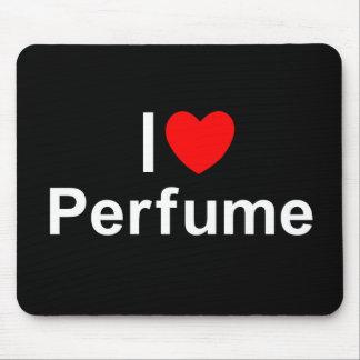 I Love (Heart) Perfume Mouse Pad