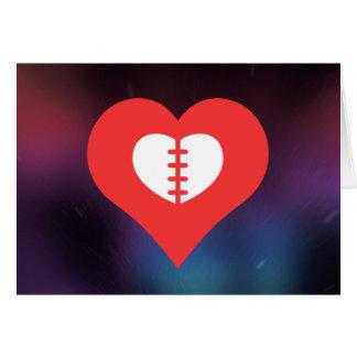 I Love Heart Surgeries Design Greeting Card