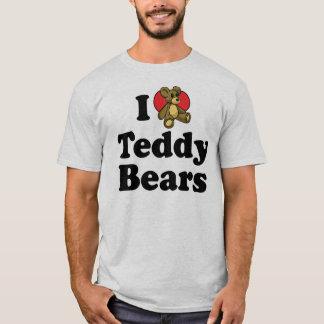 I Love Heart Teddy Bears - Teddy Bear Collector T-Shirt