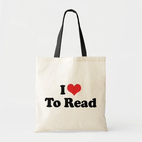 I Love Heart To Read - Book Lover