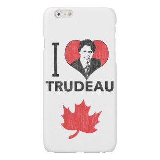 I Love (Heart) Trudeau iPhone 6 Plus Case