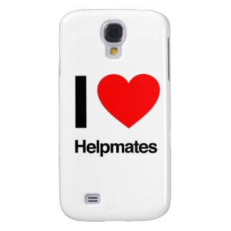 i love helpmates galaxy s4 case