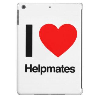 i love helpmates case for iPad air